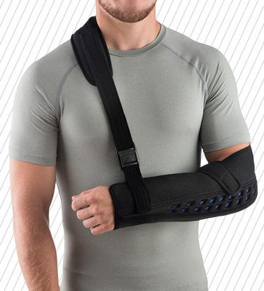 Shoulder Abduction Sling Standard Position